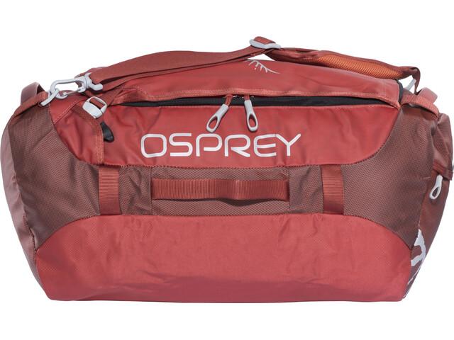Osprey Transporter 40 - Equipaje - rojo